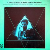 "Carter Jefferson - ""The Rise of Atlantis"" - The Rise of Atlantis LP (1979)"