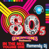 Generaciones Guatemala 80's Mix Parte I