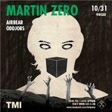 Martin Zero - live from TMI's Halloween party 10/31/2015 (Seoul, Korea) mix