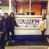The Burn Breakfast Show with Emma and Georgia 04/03/16