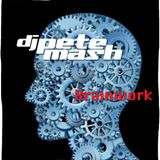 DJ Pete Mash Brainwork 19.01.2014