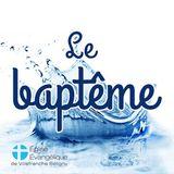 Matthieu 28.16-20 - Le baptême
