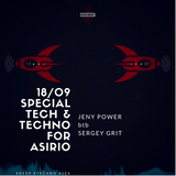 Jeny Power btb SERGEY GRIT - Special tech & techno for Asirio 1809