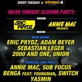 Amnesia Ibiza presents, TONIGHT - Club Together London - Closing party 2011