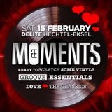 dj Wout @ Club DeLite - Moments 15-02-2014