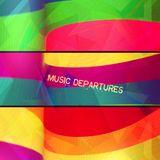 Music Departures Radio Show 23.03.2016 Gingeradio.gr