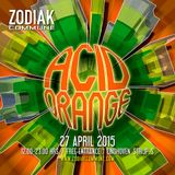 BAROUF & LOGIC LFO [FR] live on Zinloos Geluid Soundsystem @ ACID ORANGE 27-04-2015