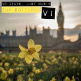 No Genre, Just Music VI (UK Edition)