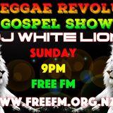 Gospel Reggae Mix 1  By Dj White Lion