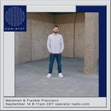 Marsman & Frankie Francisco - 14.09.2017