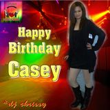 Happy Birthday....Casey!