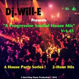 A Progressive Soulful House Mix V-1.45