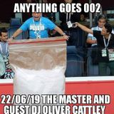 anything goes 002 with the master and guest dj oliver cattley