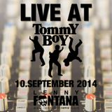 Lenny Fontana Recorded Live at the Tommy Boy Party NYC September 10 2014