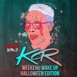 DJ Kor - Weekend Wakeup On Hot 104.7 (Halloween 2016)