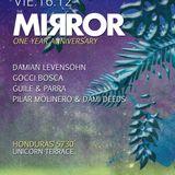Pilar Molinero & Damian Deeds @ The Mirror Anniversary 16-12-2016