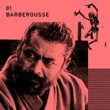 N°1: Barberousse Japan Mix
