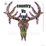 country vs rap vs trap