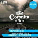 Andrewboy & 3l3ktro Groove & Steve Judge - Live @ Coronita After UP! The Club,Budapest 2014.11.30.