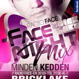 Bricklake - Live @ Radio Face FM 88.1 - Face Night Mix 2012.03.06.