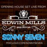 Live Opening House Set :Edwin Mills Pasadena,Ca