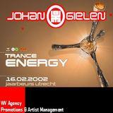 Johan Gielen live @ Trance Energy - 16.02.2002 Jaarbeurs Utrecht (NL)