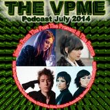 The Von Pip Musical Express Podcast - July 2014