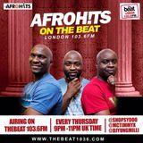 #AfrohitsOnTheBeatLondon: @MCTimmyX @shopsydoo @DjYungMilli 05.05.2016 9-11pm