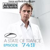 Armin van Buuren - A State of Trance 749 (21.01.2016), ASOT 749 [Free Download]