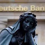"""Банкротство """"Дойче Банка"""" способно обвалить мировую финансовую систему"""