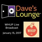 Dave's Lounge On The Radio #32: Back for 2017!