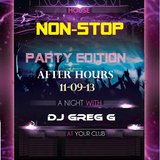Progressive House NON-STOP - After Hours - 11-09-13