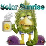 Solar Sunrise 1st May 2018 with Tony Mac.