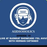 Mariano Mellino - Pres Audioholics #19, Sudbeat Showcase (Tel Aviv) (2016)