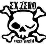 EX-ZERO - RAGGA JUNGLE MIX MARCH 2013