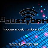 Emisija Houseform - No. 300 - with Supertons & DJ Groover 09May2015