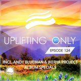 Ori Uplift  – Uplifting Only 124 (25.06.2015)
