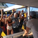 Bondi House DJs First house mix for Beach Boys and Bikini Bitches Boat party on Sydney Harbour