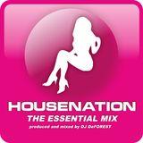 DJ DeFOREST - HouseNation (The Essential Mix - April 2012)