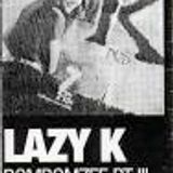 DJ Lazy K - Bombomzee pt.3 mixtape (1997)