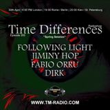 Dirk - Host Mix - Time Differences 260 (30th April 2017) on TM-Radio
