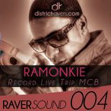 RaverSound - Ramonkie Live at MCB - RS004