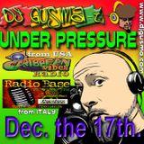 UNDER PRESSURE REGGAE RADIO SHOW - Dec the 17th 2013
