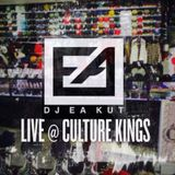 TGIF - THANK GOD ITS FRIDAY @ CULTURE KINGS - DJ EA KUT
