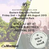 Eastern Electrics Festival 2013 DJ Comp – (Damian Myles)