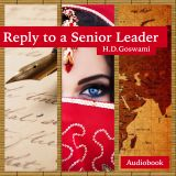 Reply to a Senior Leader (Essay/Audiobook)