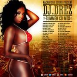 "Dj Drez ""Summer Cd Mix"" 2014"