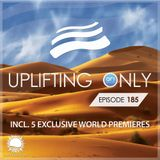 Abora Recordings - Uplifting Only 185