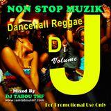 Non Stop Muzik - Dancehall Reggae Volume J (DJ Mix by Tabou TMF)