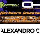 Afterhours FM Takeover - Alexandro C